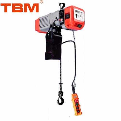 polipastos electricos de cadena tbm shh-a.