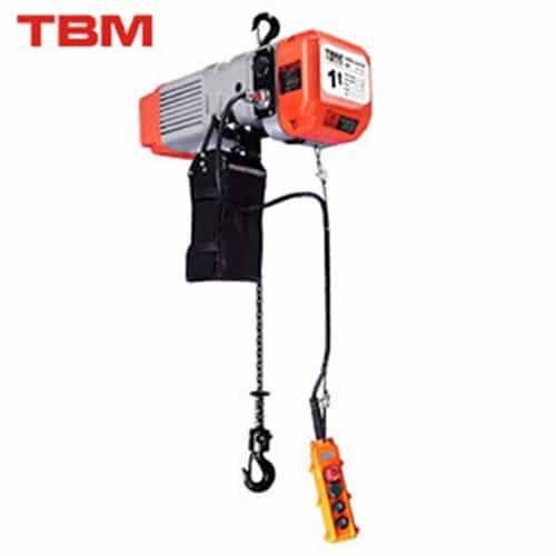 Polipastos Eléctricos de Cadena TBM SHH- A