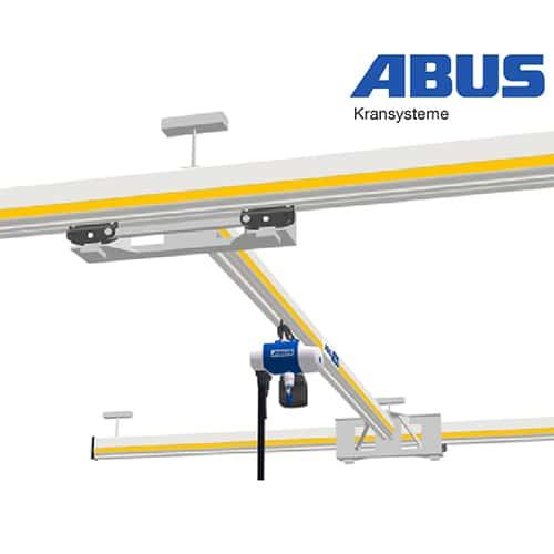Sistema Ligero - Puente Grúa Monorraíl EHB - X