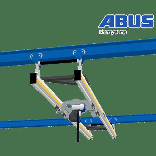 Sistema ligero - Puente Grúa Birrail ZHB - I