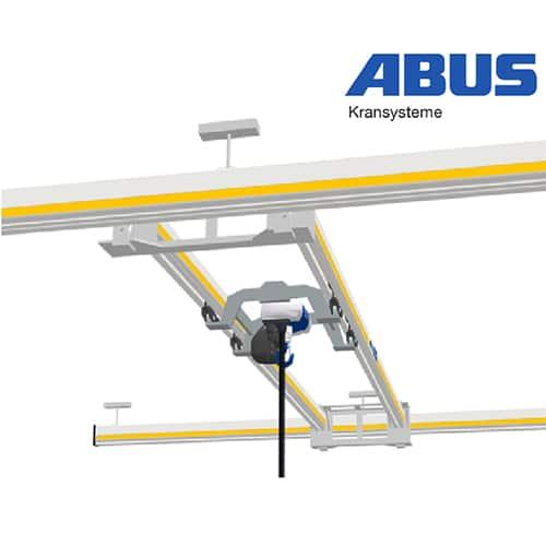 Sistema ligero - Puente Grúa Monorrail ZHB - X