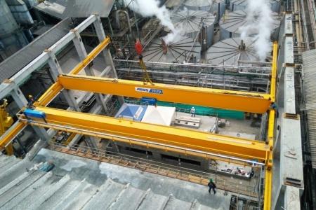 puente grua proyecto