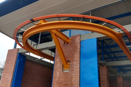 puente grua monorail